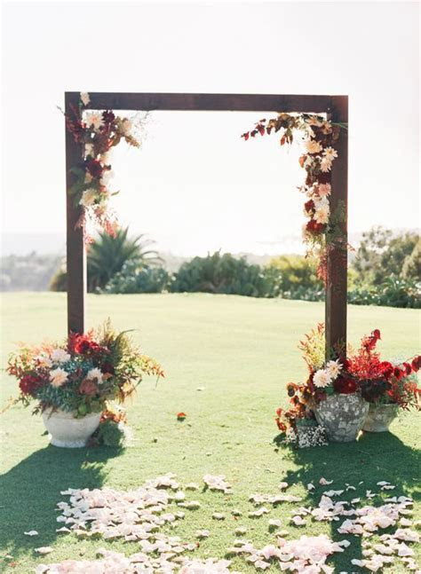 25  best ideas about Wedding arbors on Pinterest