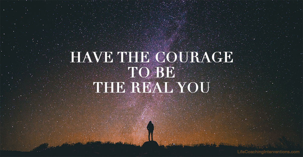 Be The Real You Quotes Walkingonadream