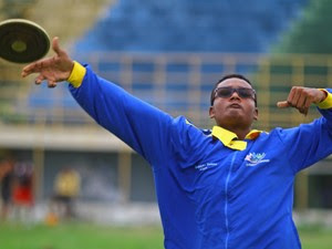 Bolsa Atleta em Camaçari (Foto: Adenilson Nunes/Divulgação)