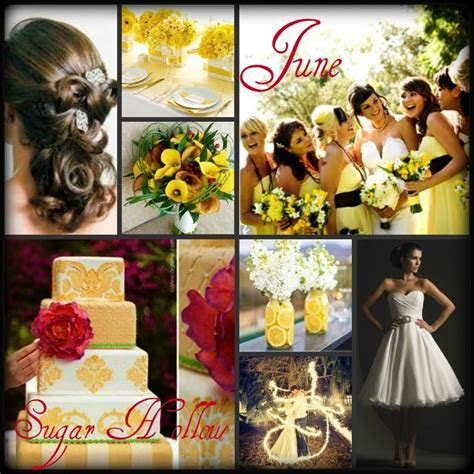 June Wedding Ideas