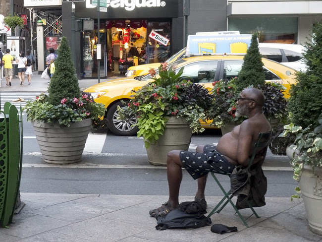 in boxers, nyc