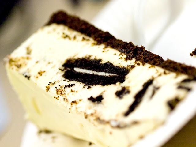 Cheesecake Oreo - Ricetta