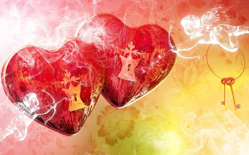 Todos nós nos apaixonamos, um dia...