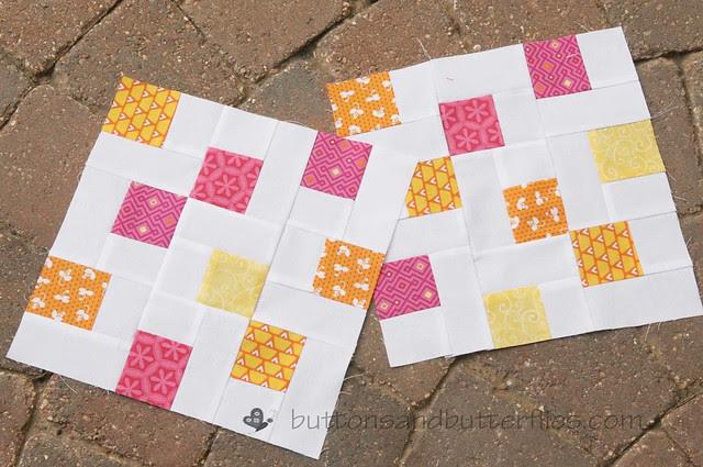 August bee blocks