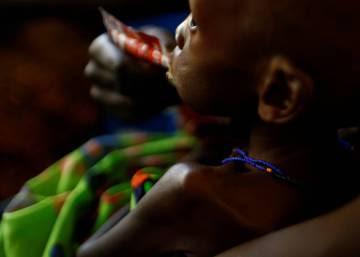 La hambruna ataca en Sudán del Sur