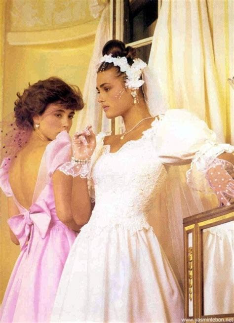 62 best images about [1980s] ~ bridal fashion on Pinterest