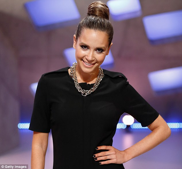 Capristo is a German pop star and is currently a judge on  show 'Germany's Search for a Superstar'