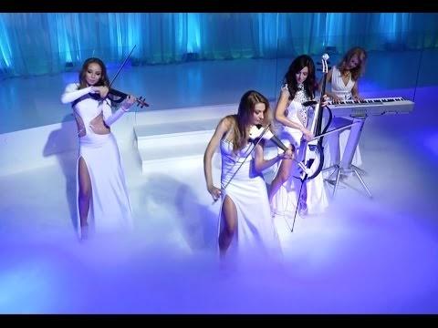 """TV AVARÉ - ESPECIAL DE MÚSICA """"Amadeus Electric Quartet"""""""