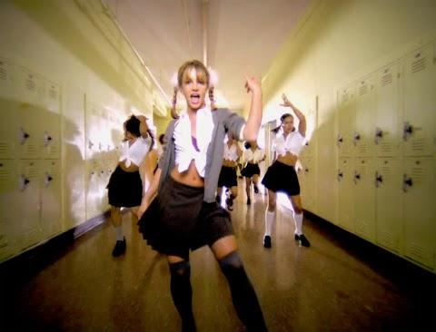 Britney Hit Me Baby One More Time Lyrics