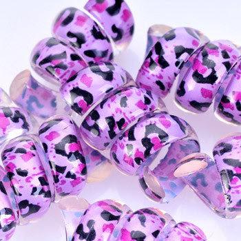 purple leopard