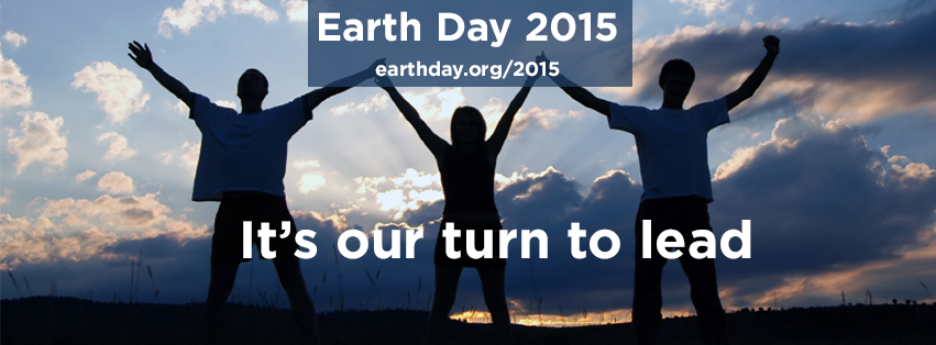 Back to Earth Day 2015