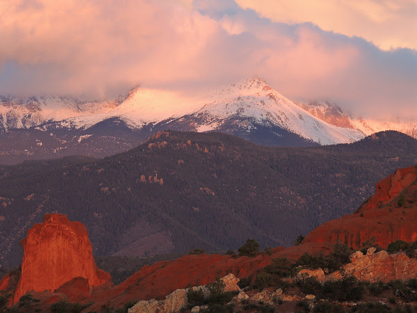 Pikes Peak, Purple Mountain Majesty