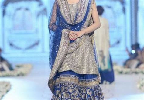 Top designs of Sharara for brides and casual events