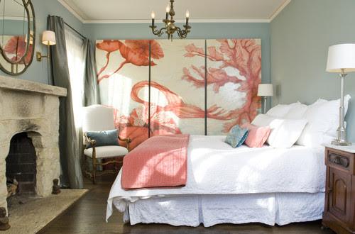 Pueblo St Master Bedroom mediterranean bedroom