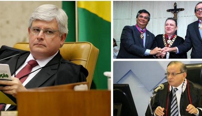 MARANHÃO: Janot recebe denúncia de fantasmas e tráfico de influência no governo, TJ, TCE e AL-MA