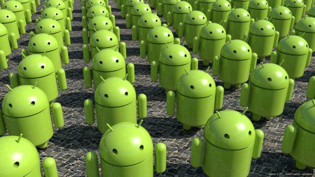 Android 4.X es dos veces más estable que iOS 7.1