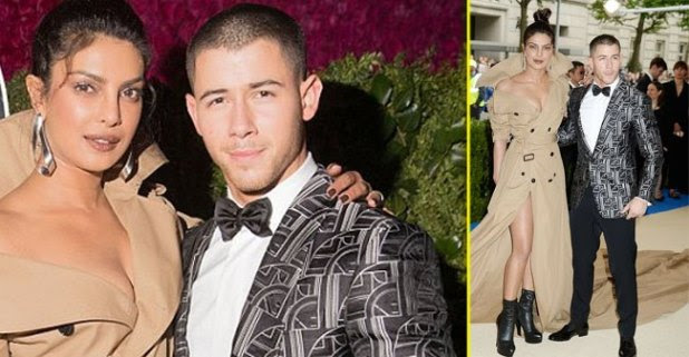 Priyanka Chopra shares some glorious memorable pics with Nick Jonas from Met Gala 2017