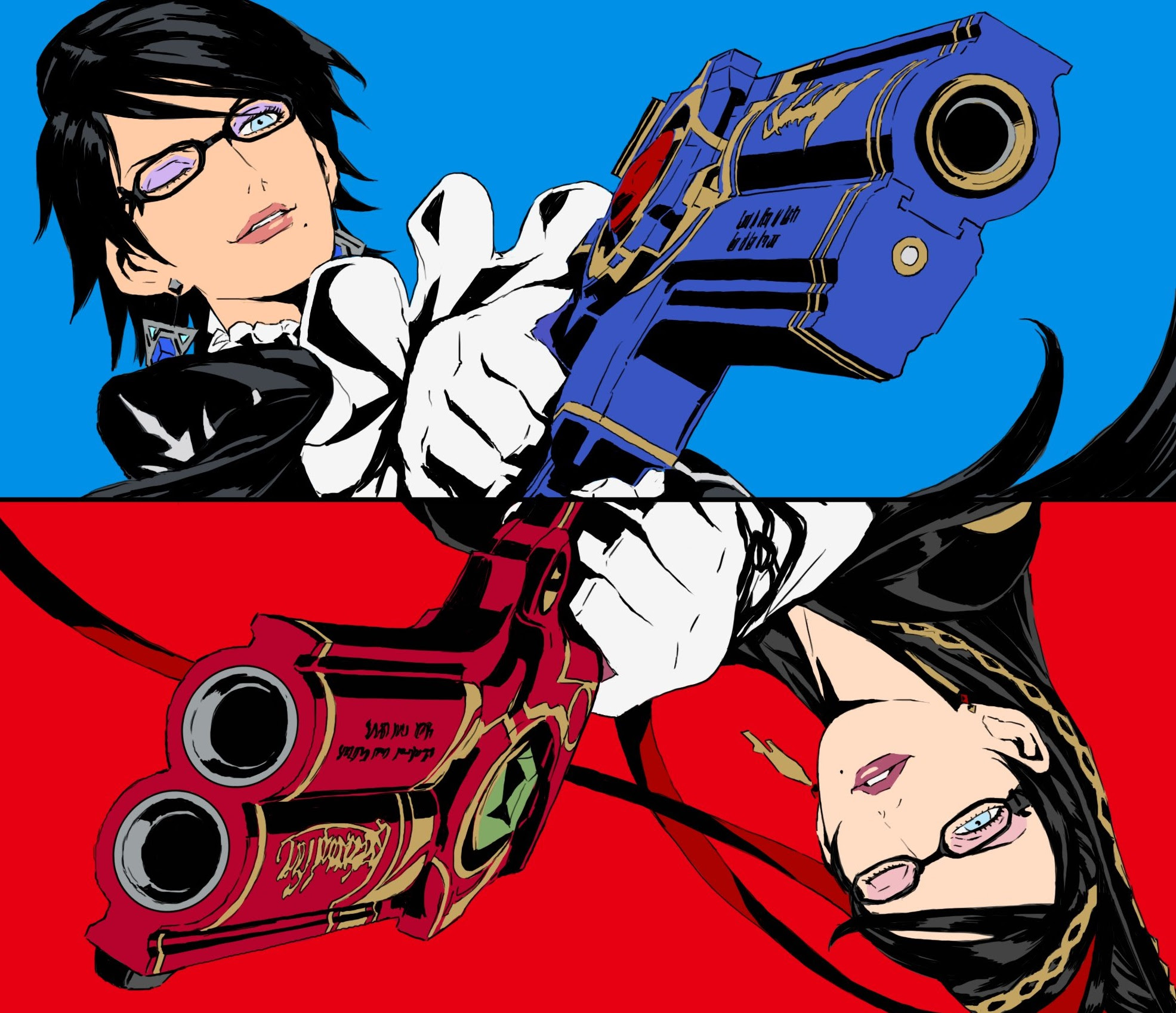 Platinum might be teasing a set of Bayonetta Switch ports screenshot