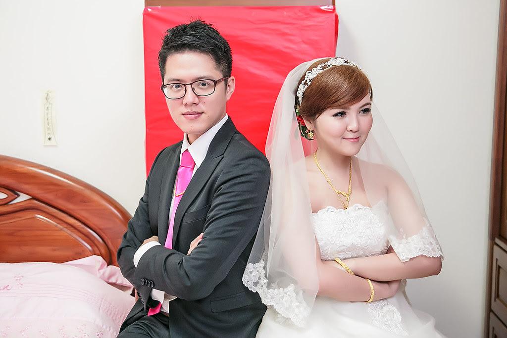 學誠&尹宣 浪漫婚宴 (45)