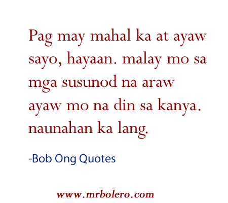 original love quotes for him tagalog love quotes