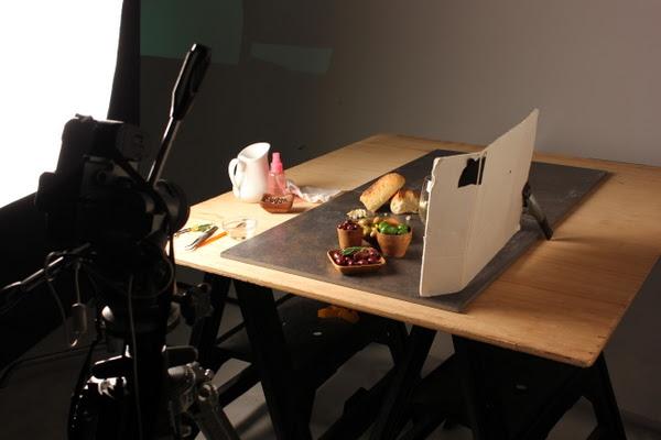 Resultado de imagen para food photography studio