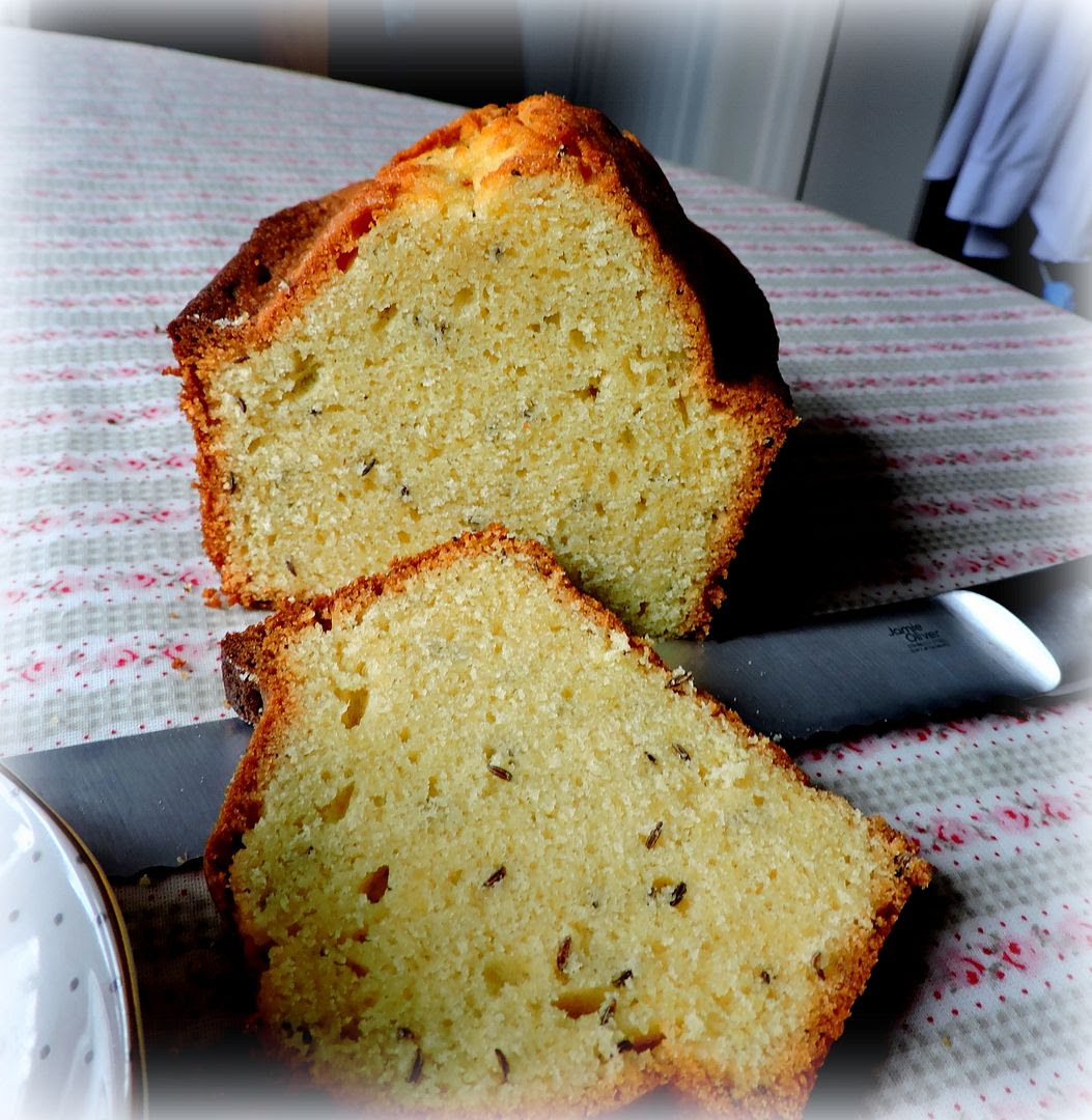 Traditional Seed Cake