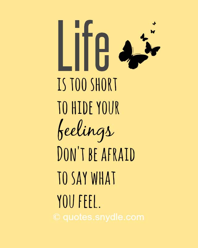 Quotes About Hiding Feelings 21 Quotes