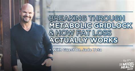 tmhs  breaking  metabolic gridlock  fat