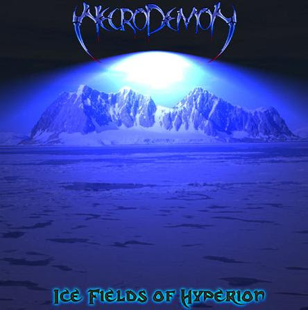 Necrodemon - Ice Fields of Hyperion