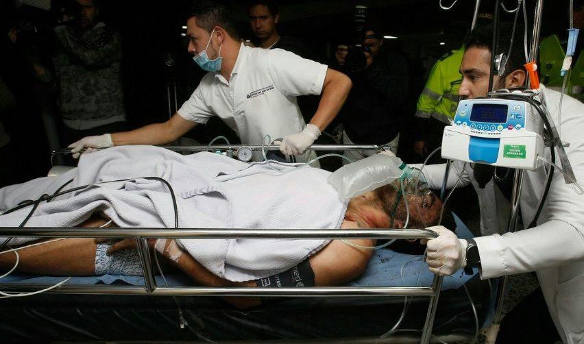 Alan Ruschel está bem, mas sedado no momento - BandNews FM