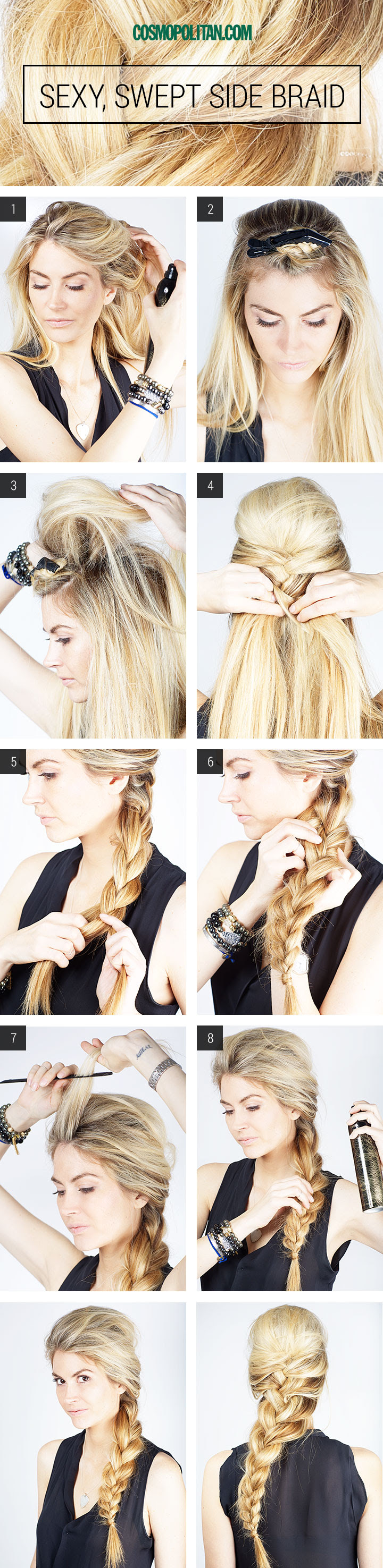 Hair Tutorials: 15 Simple Easy Hairstyles You Should Not ...