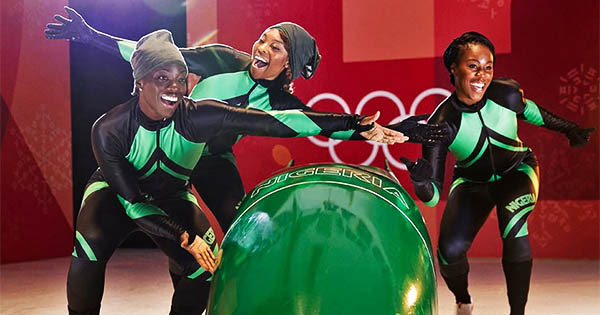 Image result for Nigerian women bobsled qualify for olympics