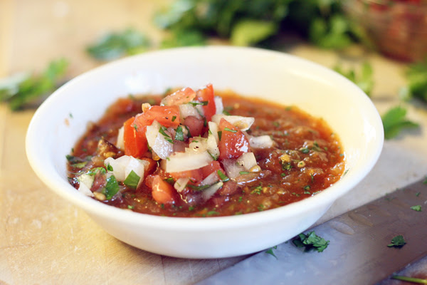 bestsalsadoneThe Best Homemade Salsa