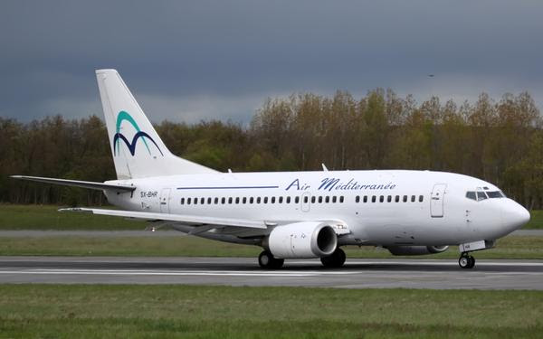 Air Méditerranée 737-500