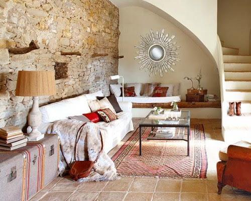 20 Rustic Living Room Design Ideas | Shelterness