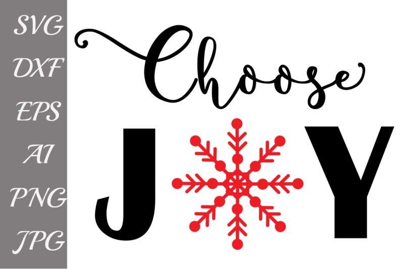 Download Free Choose Joy Svg, CHRISTMAS JOY SVG, Bible Verse Svg ...