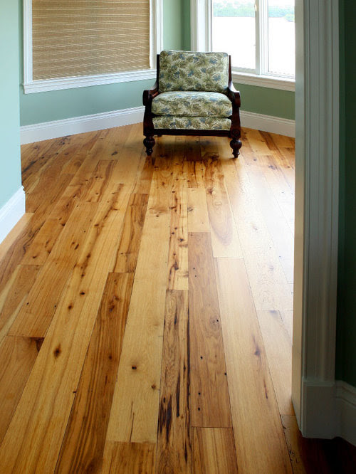 Hickory Hardwood Floors Home Design Ideas, Pictures ...