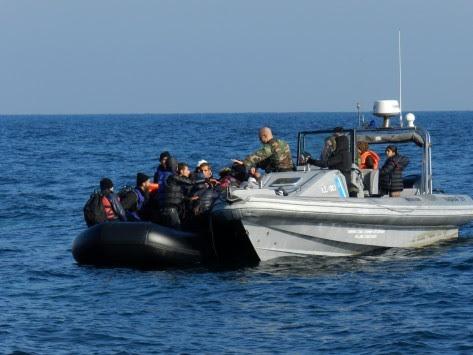 Μυτιλήνη: Μαζικές αφίξεις προσφύγων και μεταναστών - Έφτασαν πάνω από 300 μέσα σε λίγες ώρες!