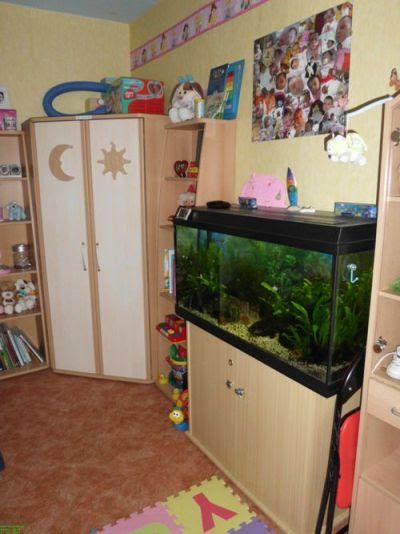 2018 Kinderzimmer: Aquarium Im Kinderzimmer