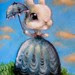 Miss Bunny thinks rain is imminent (small high res detail)