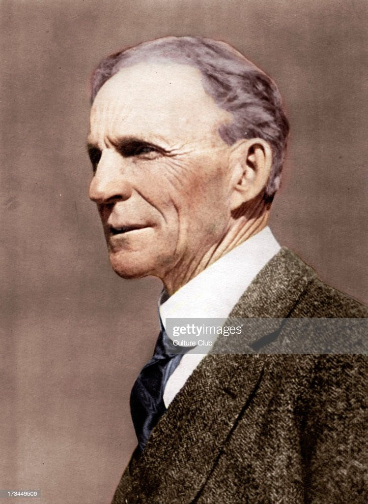 the life of henry ford an american industrialist
