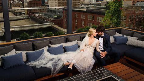 Milwaukee Wedding Venues   Kimpton Journeyman Hotel