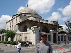Makam Sultan Ahmed I, Istanbul, Turkey