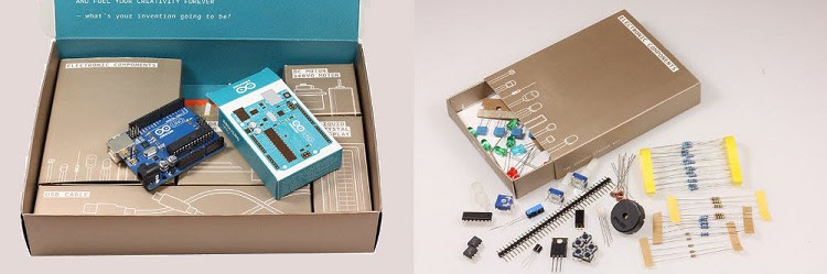 Arduino Starter Kit Official Contents