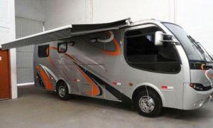 Motorhome Trailer Motor Home – Micro Ônibus – 2004