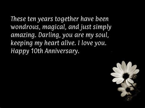 10 Year Anniversary Quotes Funny. QuotesGram