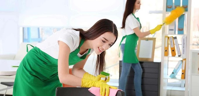 Why Is Outsourcing Cleaning The Most Recommended For A Company?