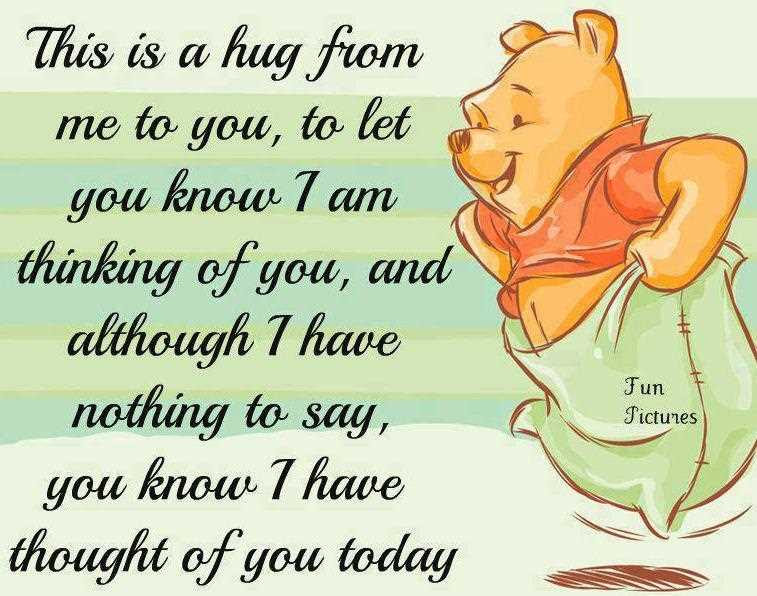 Cute Hug Quotes Hug From Me To You Quotespicturescom