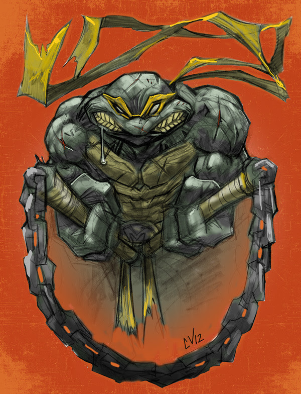 TMNT-Mike-color