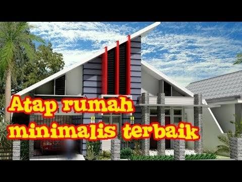 konsep model atap rumah minimalis terbaik bahan baja
